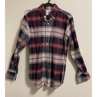 ブルックスブラザース(Brooks Brothers)のブルックスブラザーズ チェックシャツ(シャツ)