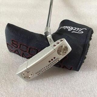 パター ゴルフ クラブ  銀サイズ34