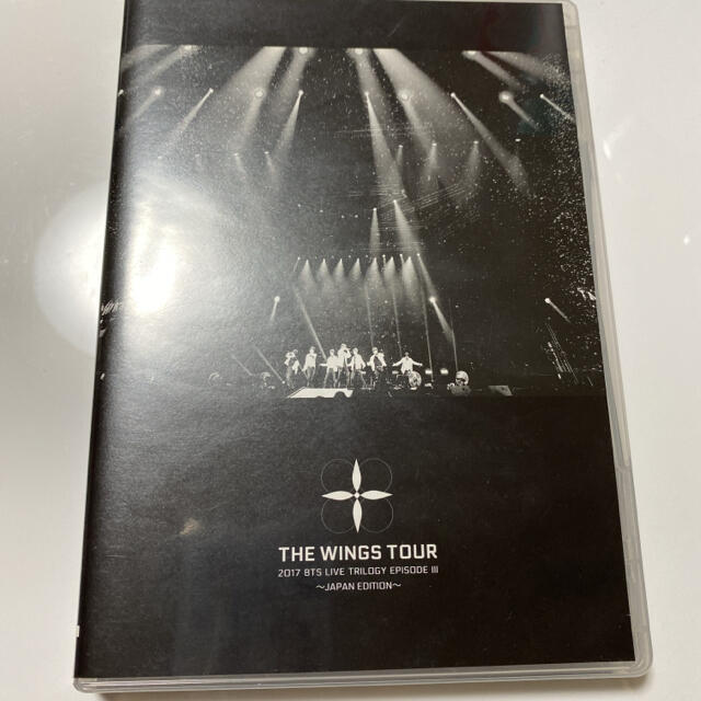 防弾少年団(BTS)(ボウダンショウネンダン)のBTS DVD WINGS 2017 エンタメ/ホビーのDVD/ブルーレイ(ミュージック)の商品写真