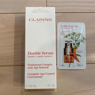 CLARINS - クラランス ダブルセーラムEX ダブルセーラムアイ