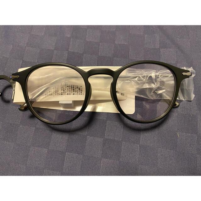 UNIQLO(ユニクロ)のユニクロ伊達メガネ レディースのファッション小物(サングラス/メガネ)の商品写真