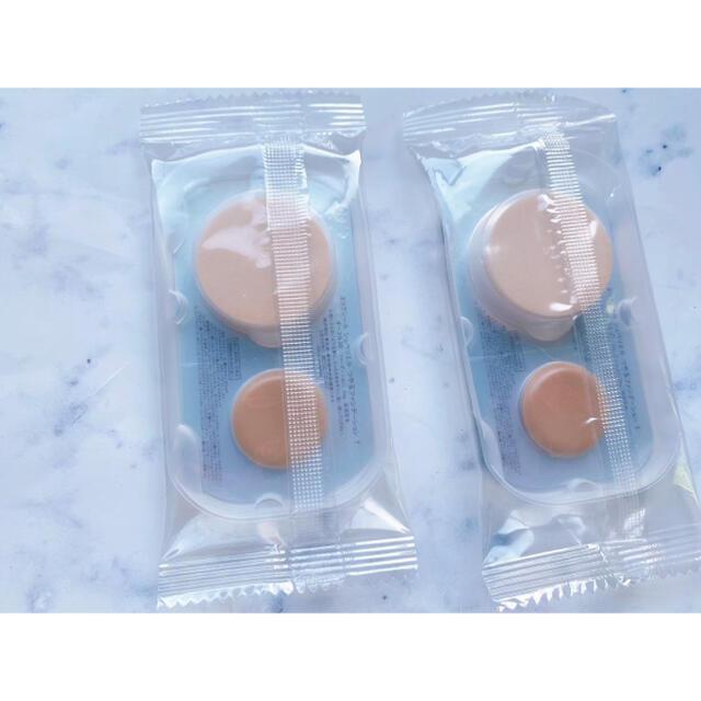 ELIXIR(エリクシール)の【未使用】2個セット エリクシール シュペリエル つや玉ファンデーション コスメ/美容のベースメイク/化粧品(ファンデーション)の商品写真
