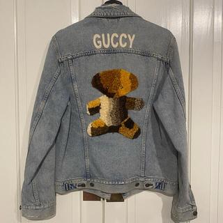 Gucci - GUCCI グッチ デニムジャケット 44