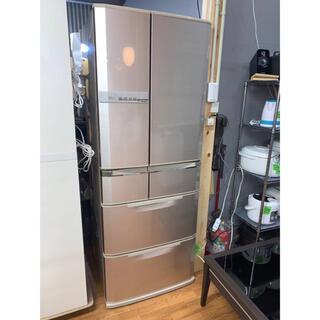 (洗浄・検査済み)MITSUBISHI 冷蔵庫 520L 2011年製