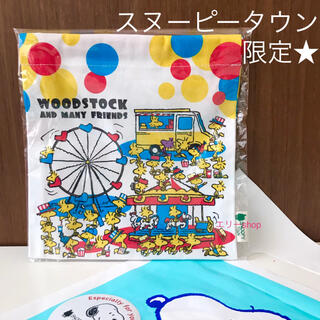 SNOOPY - 新品未開封★ウッドストックフェア2021 巾着