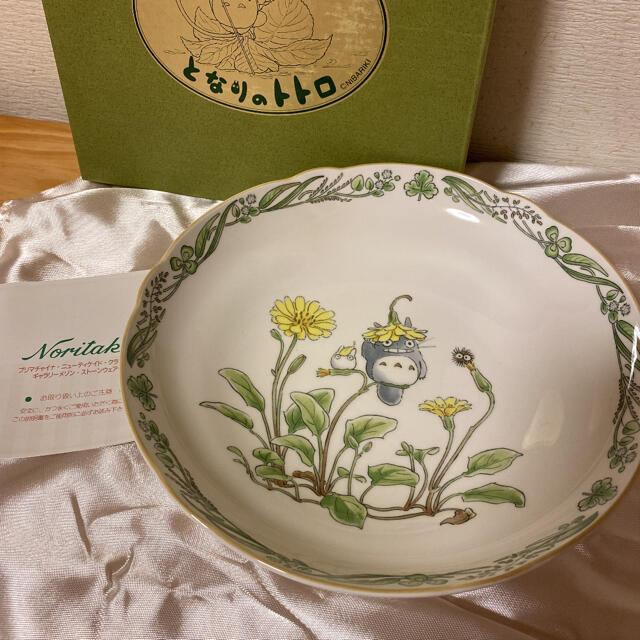 Noritake(ノリタケ)のノリタケ トトロ 皿 (新品未使用) インテリア/住まい/日用品のキッチン/食器(食器)の商品写真