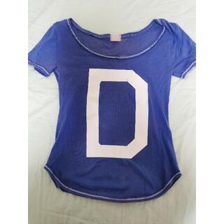 ダブルスタンダードクロージング(DOUBLE STANDARD CLOTHING)のダブスタ ロゴTシャツ 半袖(Tシャツ(半袖/袖なし))