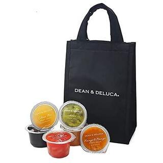 ディーンアンドデルーカ(DEAN & DELUCA)のディーン&デルーカ フルーツゼリー5個&保冷バッグセット(フルーツ)