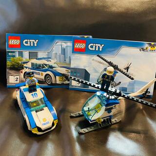 レゴ(Lego)の新品ミニフィグ12体付 レゴ (LEGO)シティ ポリスステーション 60141(その他)