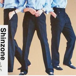 Shinzone - THE SHINZONE ブラックドレスパンツ