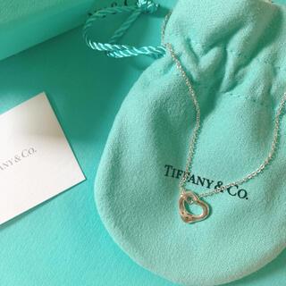 Tiffany & Co. - 新品 tiffany オープンハート ♪
