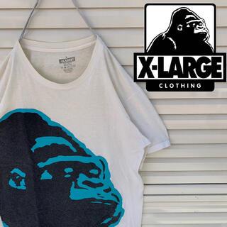 XLARGE - 送料無料!! エクストララージ デカロゴ USA製 90s Tシャツ