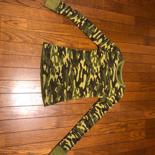 クロムハーツ(Chrome Hearts)のクロムハーツ 長袖迷彩Tシャツ(カットソー(長袖/七分))