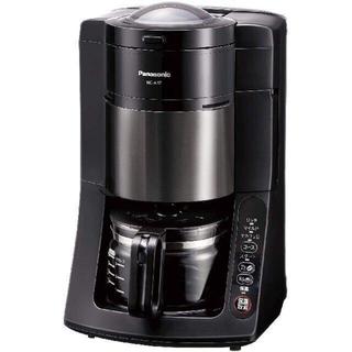 Panasonic - パナソニック 全自動コーヒーメーカーNC-A57-K