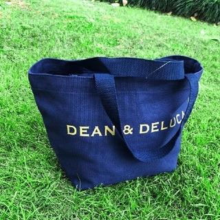 DEAN & DELUCA - DEAN&DELUCAトートバックMサイズ ネイビー