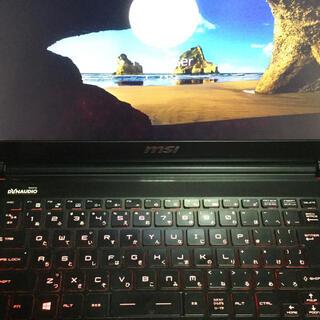 ゲーミングPC ノートパソコン