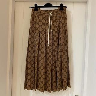 グッチ(Gucci)のグッチ スカート(ロングスカート)