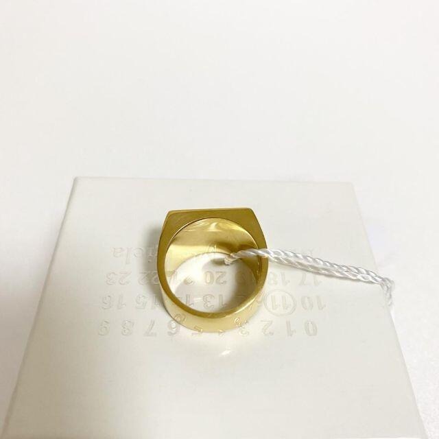 Maison Martin Margiela(マルタンマルジェラ)の【完売レア】20ss マルジェラ 4スティッチ リング シルバー925 指輪 レディースのアクセサリー(リング(指輪))の商品写真
