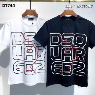 ディースクエアード(DSQUARED2)のDSQUARED2(#141)2枚9000 Tシャツ 半袖 M-3XLサイズ選択(その他)