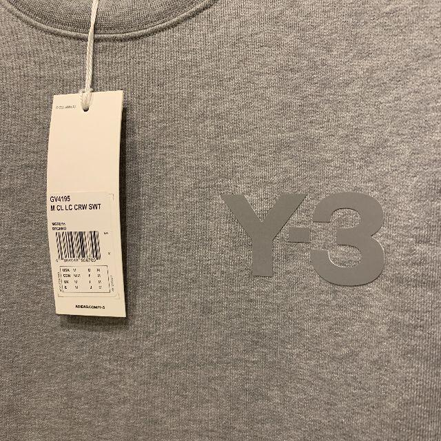 Y-3(ワイスリー)の新品 Y-3 M CLASSIC CHEST LOGO スウェット メンズのトップス(スウェット)の商品写真