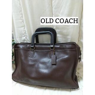 COACH - OLD COACH オールドコーチ ブリーフケース レザー 型番5276