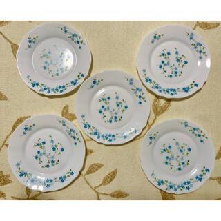 アルコパル 皿5枚セット(食器)