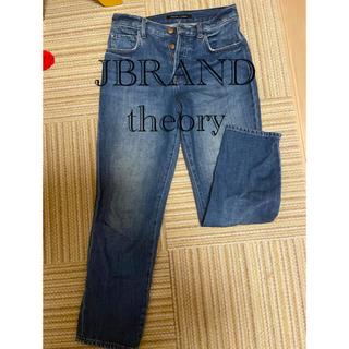 セオリー(theory)のJBRAND for theory  ハイウエストデニム 24サイズ(デニム/ジーンズ)