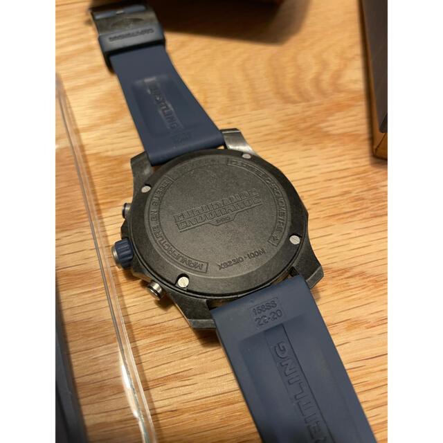 BREITLING(ブライトリング)の【美品】ブライトリング/エンデュランスプロ メンズの時計(腕時計(アナログ))の商品写真