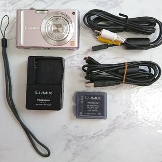 Panasonic - Panasonic LUMIX DMC-FX55-p デジタルカメラ ピンク