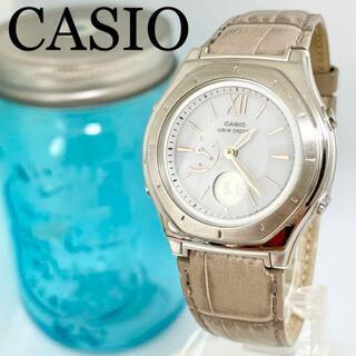 カシオ(CASIO)の100 CASIO カシオ時計 レディース腕時計 電波ソーラー時計(腕時計)