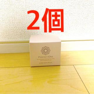 パーフェクトワン(PERFECT ONE)のパーフェクトワン スーパーモイスチャージェル 50g  2個(オールインワン化粧品)