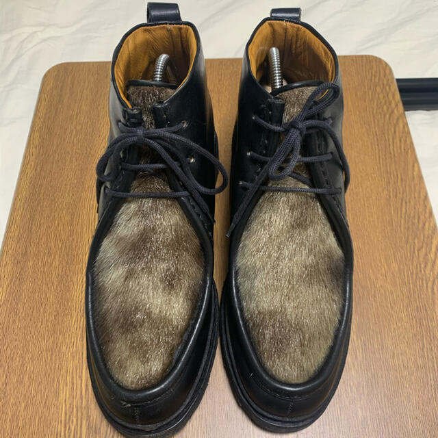Paraboot(パラブーツ)のパラブーツ ミューシーフォック paraboot mucy メンズの靴/シューズ(ブーツ)の商品写真