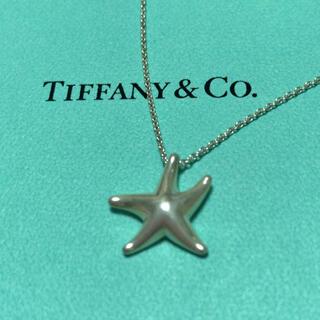 Tiffany & Co. - セール!Tiffany ティファニー ネックレス スターフィッシュ
