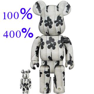 BE@RBRICK Flying Balloons Girl 100% 400%