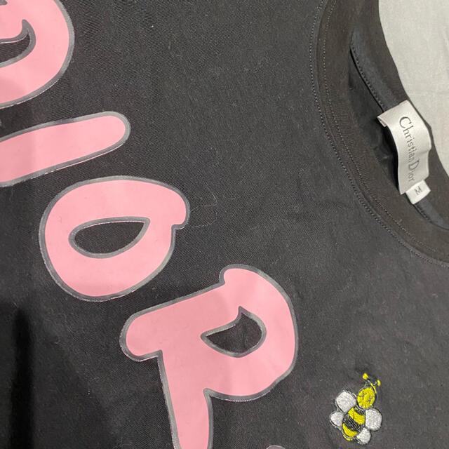 DIOR ハチ Tシャツ レディースのトップス(Tシャツ(半袖/袖なし))の商品写真