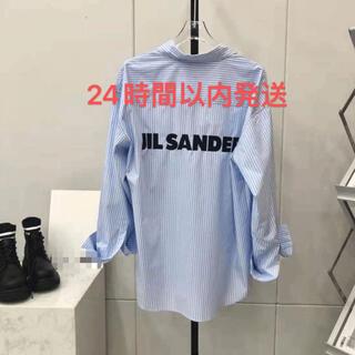 Jil Sander - 最終価格JIL SANDER 21秋ボーダーSサイズレディース通勤通学新品未使用