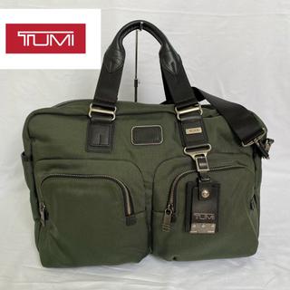 トゥミ(TUMI)の【美品・大人気】TUMI エバレットエッセンシャルトート(ショルダーバッグ)