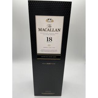 7%OFFクーポン マッカラン18年 シェリーオークカスク 700ml 3本(ウイスキー)