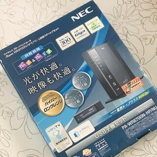 NEC - まだまだ現役!安心のNEC製 Wi-Fiルーター【5G/2.4G 両対応】