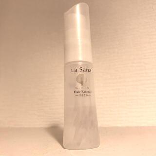 ラサーナ(LaSana)のLa Sana 海藻 ヘア エッセンス さらさら 25ml(トリートメント)
