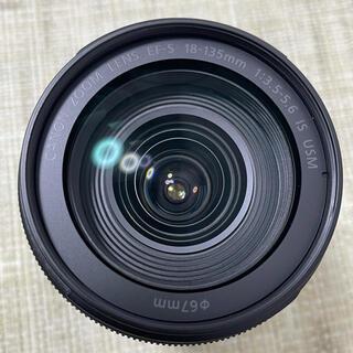 Canon - Canonキャノン  EF-S 18〜135MM  IS USM