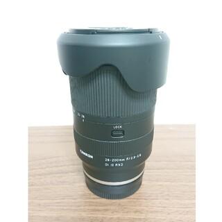 TAMRON - TAMRON (タムロン) 28-200mm F2.8-5.6 DiIII RX