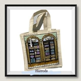 Harrods - Harrods❥ハロッズバッグ / トート/ランチバッグ