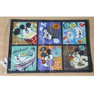 Disney - ディズニーハロウィン ランチョンマット