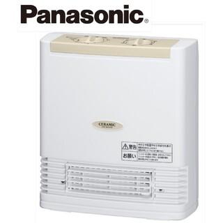 パナソニック(Panasonic)のパナソニック セラミックファンヒーター DS-F1202-C(ファンヒーター)