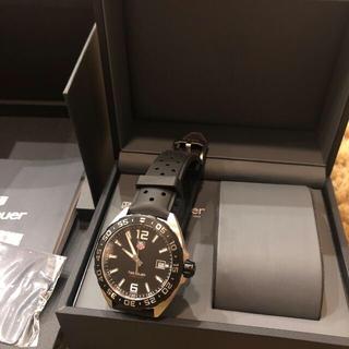 タグホイヤー(TAG Heuer)のタグホイヤー フォーミュラ1 クォーツ 美品 腕時計 アクアレーサー(腕時計(アナログ))