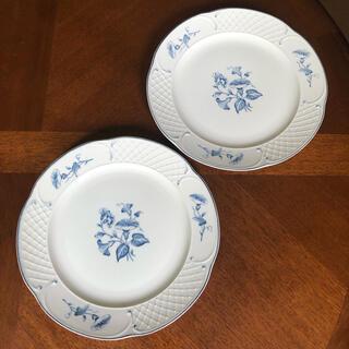 ビレロイアンドボッホ(ビレロイ&ボッホ)の【ドイツビンテージ】ビレロイ&ボッホ★Val Blue★デザート皿 2枚(食器)