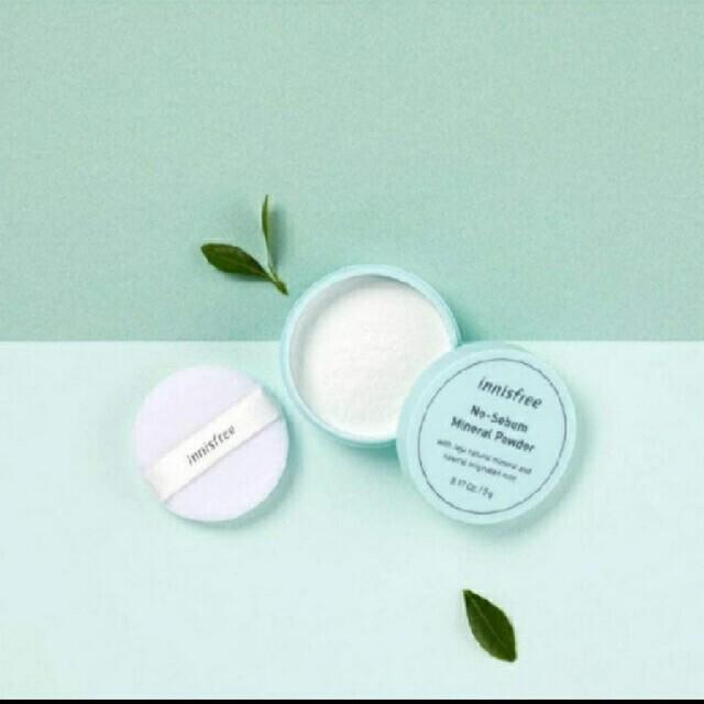 Innisfree(イニスフリー)の新品 innisfree フェイスパウダー コスメ/美容のベースメイク/化粧品(フェイスパウダー)の商品写真