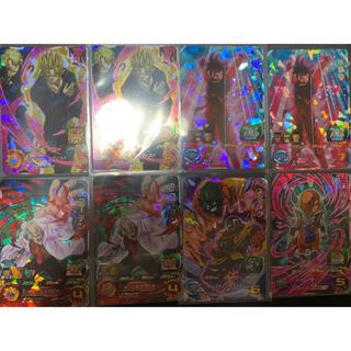 ドラゴンボール(ドラゴンボール)のスーパードラゴンボールヒーローズ bm10弾 sr cp hcp まとめ売り(シングルカード)