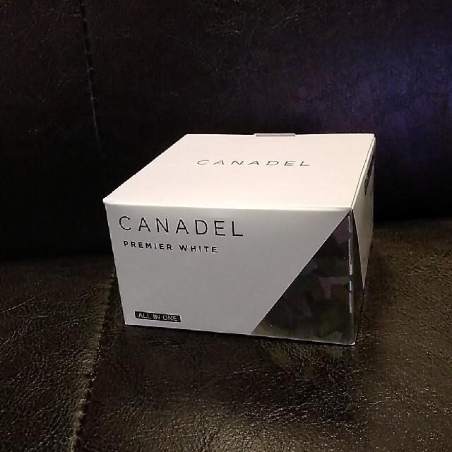 カナデル プレミアホワイト オールインワン(58g) コスメ/美容のスキンケア/基礎化粧品(オールインワン化粧品)の商品写真